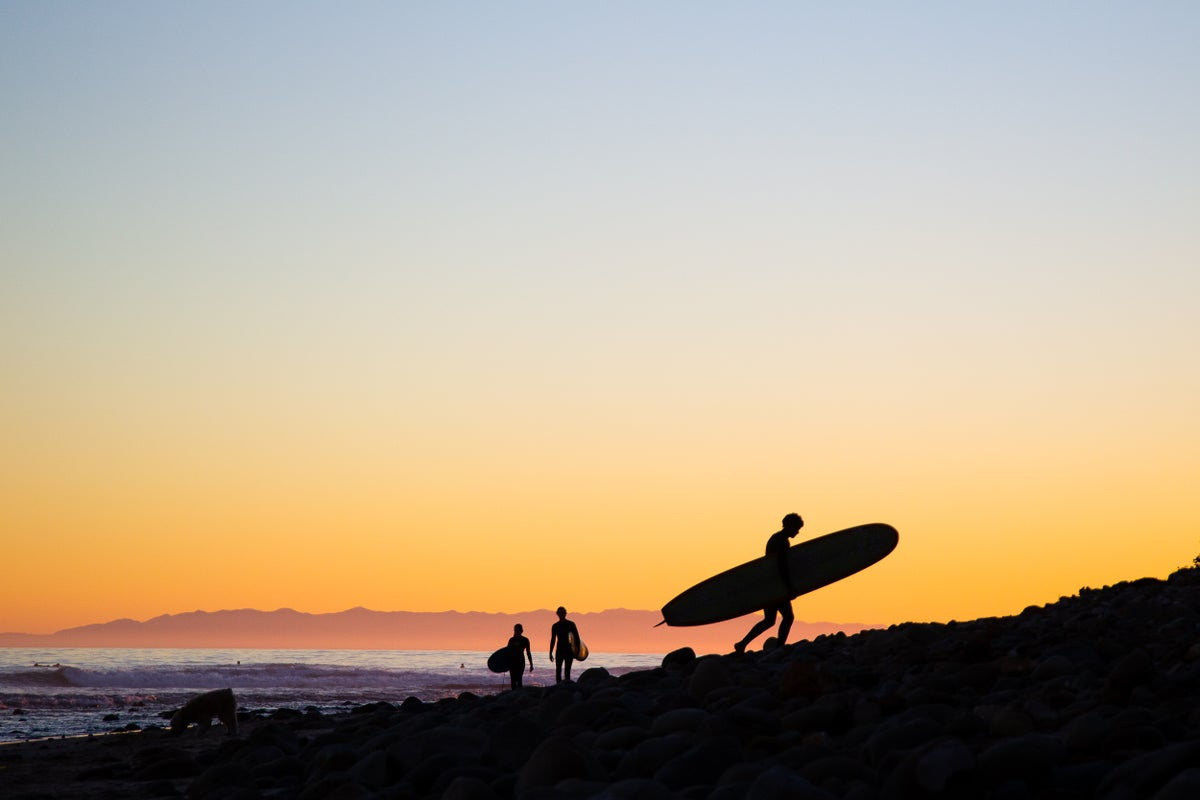 Image of Rincon Silhouettes