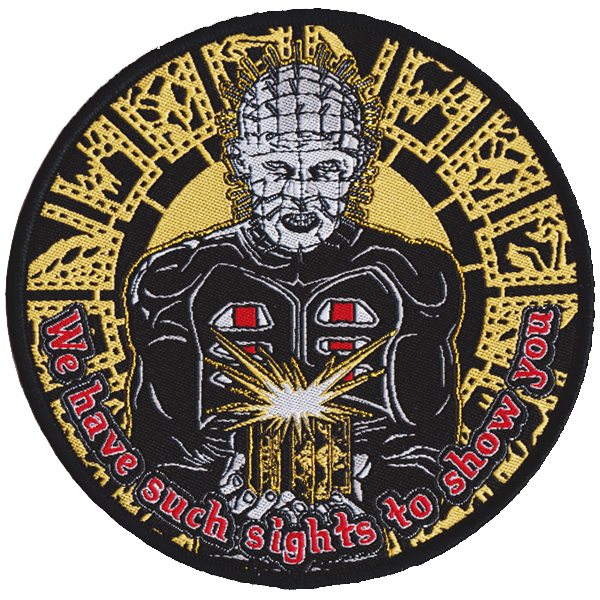 Image of Lament Box Woven Patch