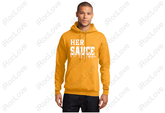 Image of His Drip Her Sauce Hoodie Sets