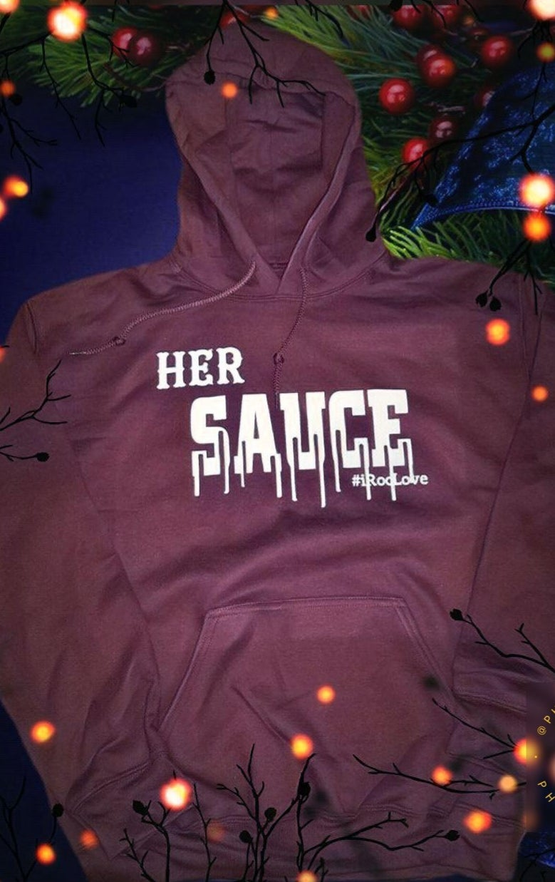 His Drip Her Sauce Hoodie Sets