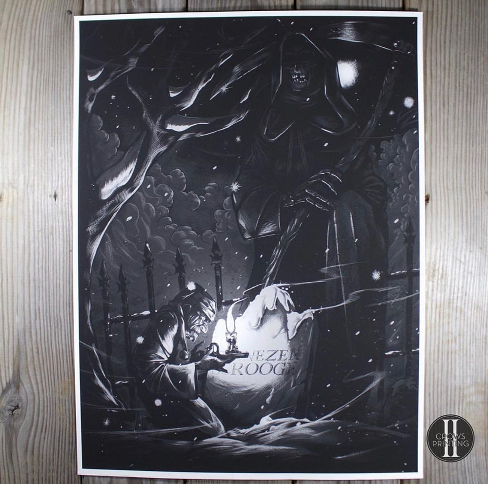 Image of 'Things Yet To Be' 18x24 Giclee Print