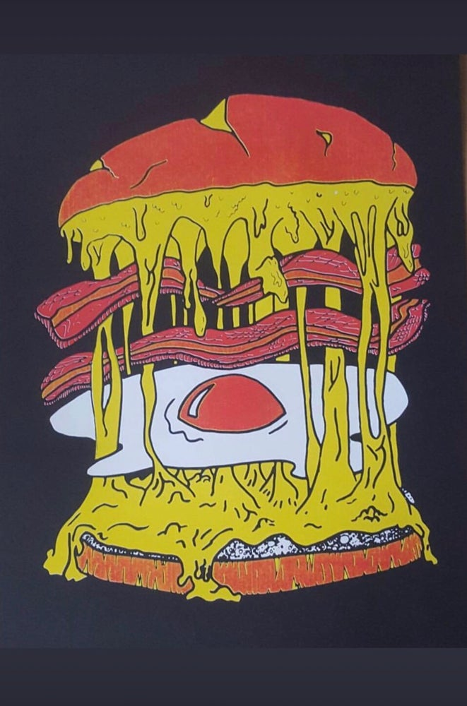 Image of Bacon Egg & Cheese Poster