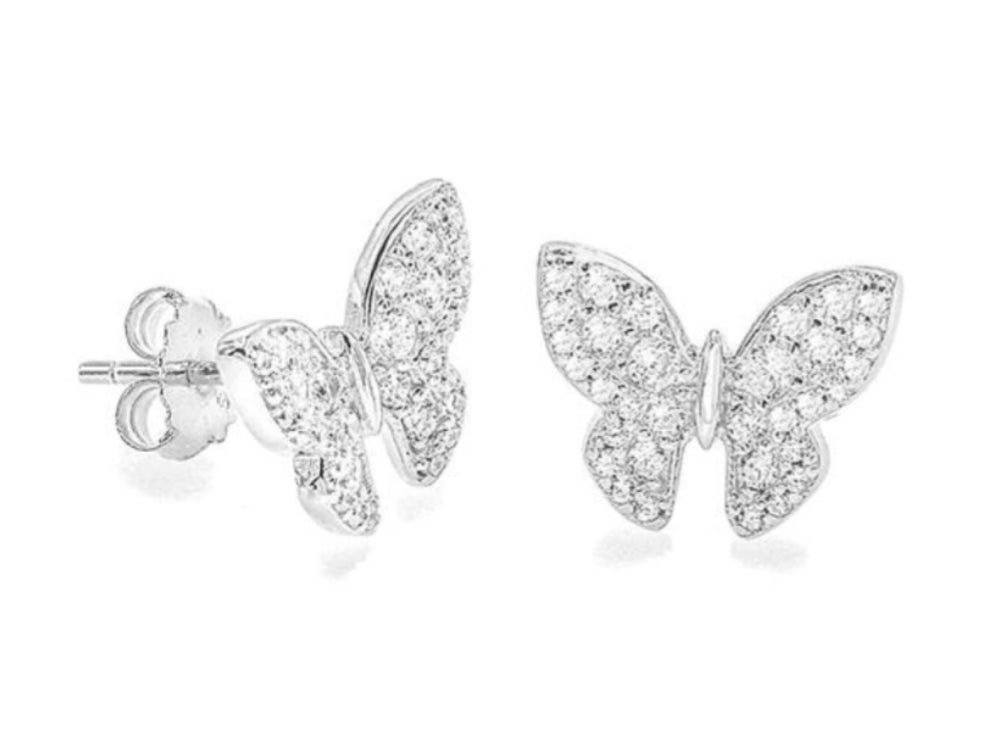 Image of Butta Fly Studs