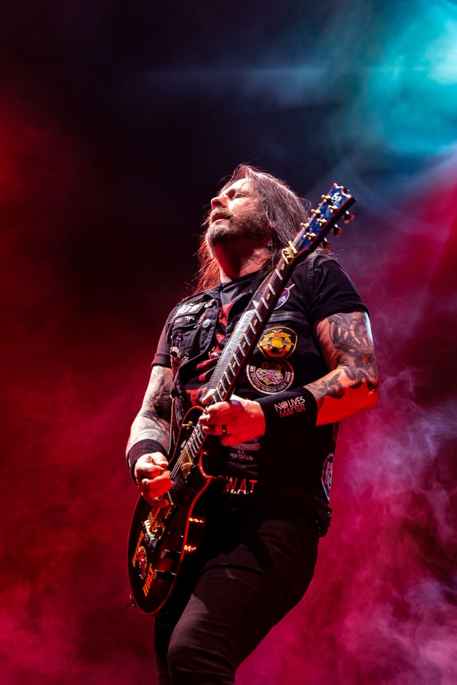 Image of Gary Holt Limited Editon 666 Series