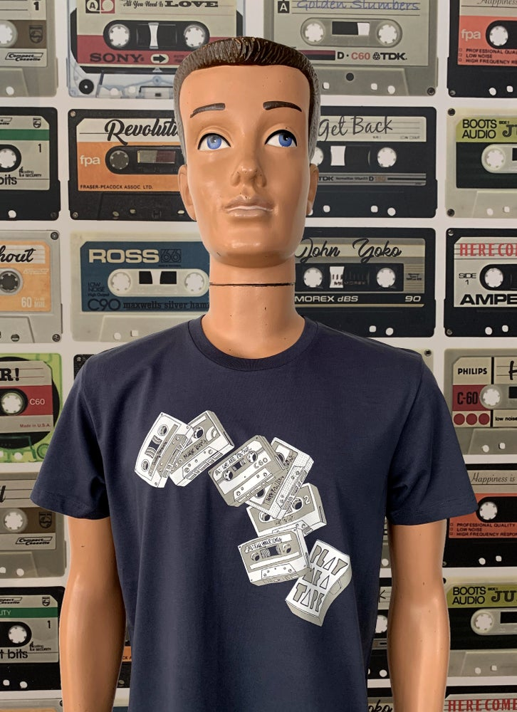 Image of Play Me A Tape Tee