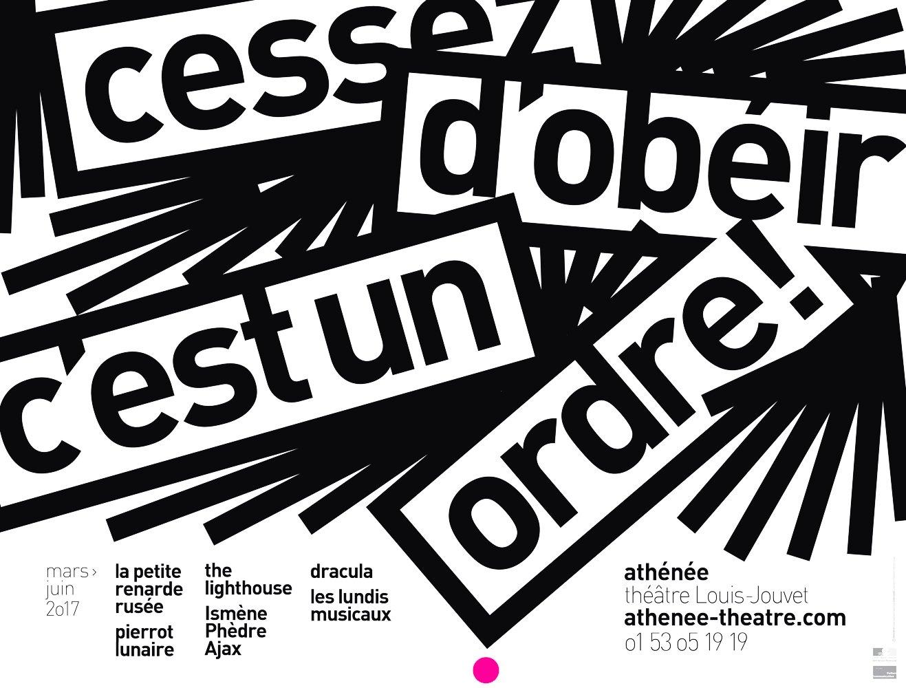 Image of Théâtre de l'Athénée - poster #1