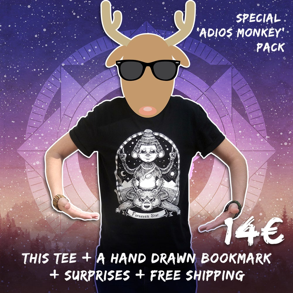 "Image of ""Adios Monkey"" special pack (Free shipping)"
