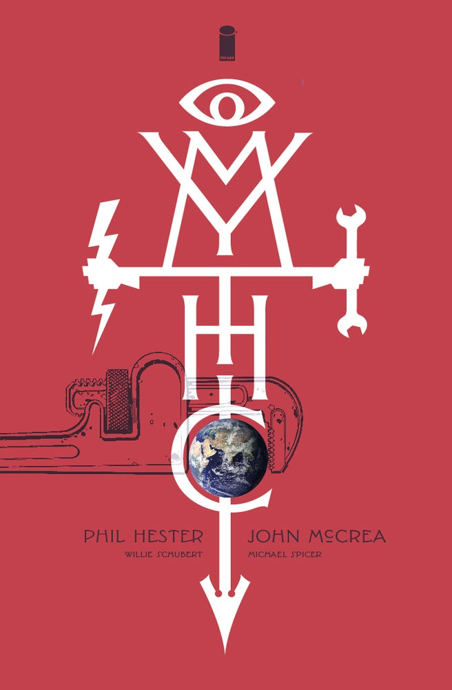 Image of Mythic trade paperback