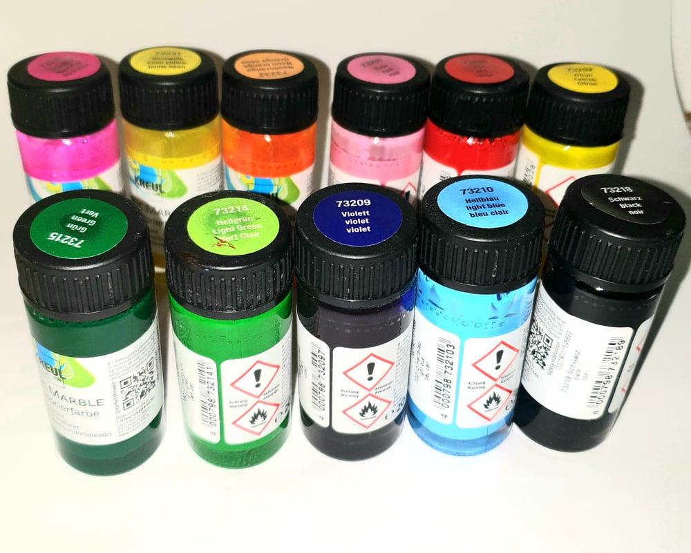 Image of Merchandise paint