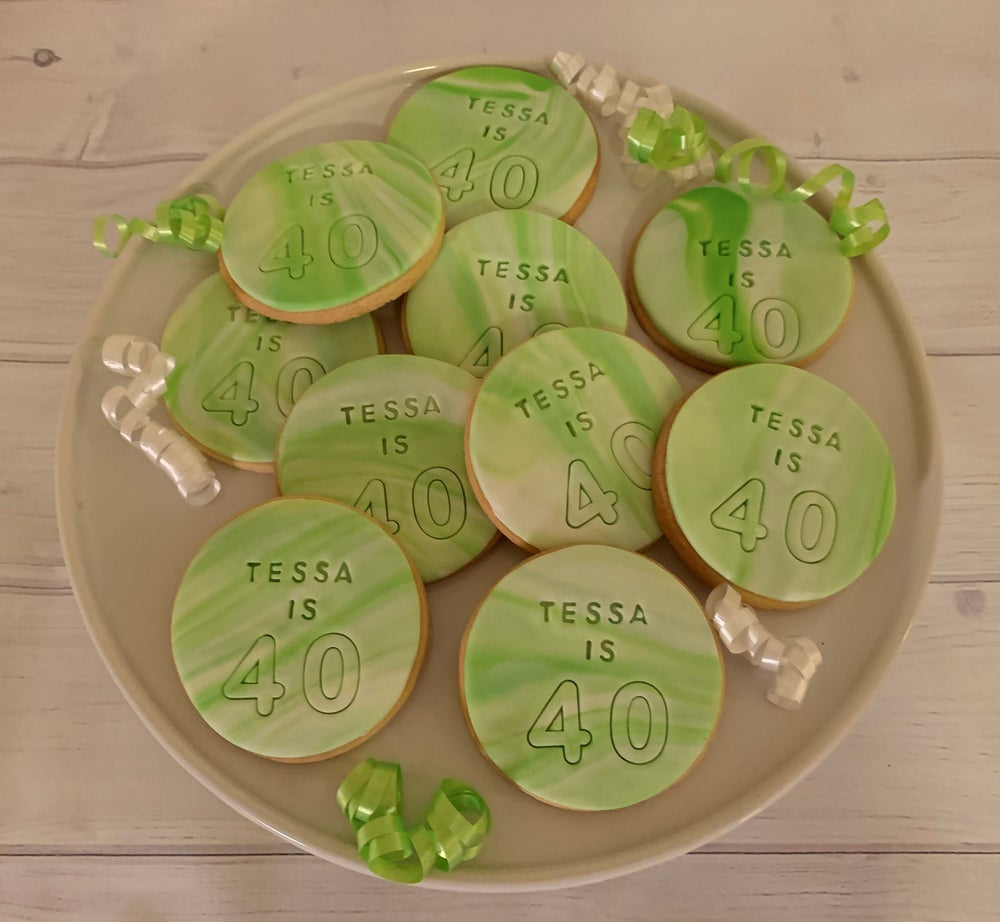 Image of Birthday Cookies