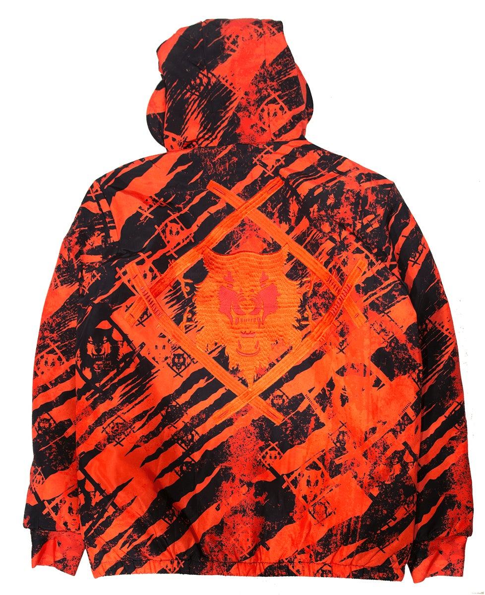 Image of HollowSquad Orange Falls Cave Coat