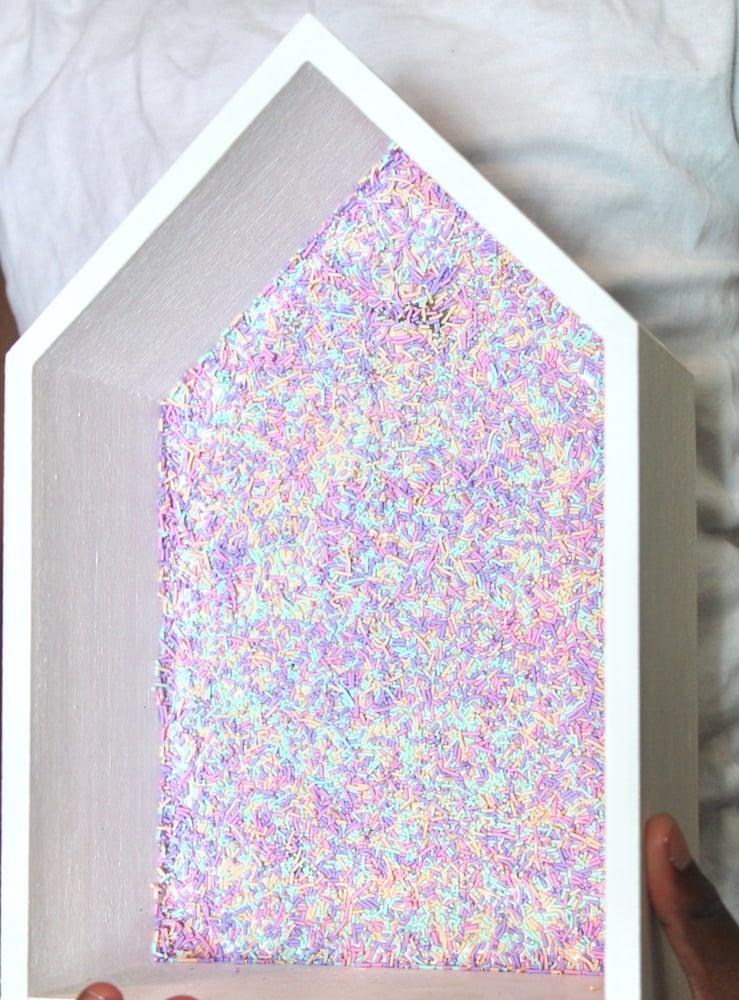 Image of Sprinkles house shelf