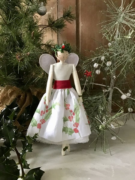Image of Christmas fairy -Meg