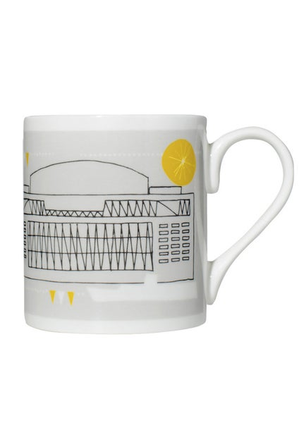 Image of Festival Bone China Mug