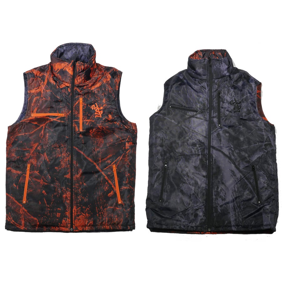 Image of Foret Sleeveless Reversible Coat