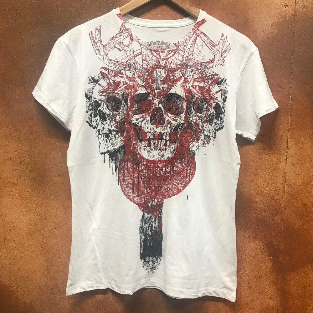 Image of Double Skull Mens and Women's Styles