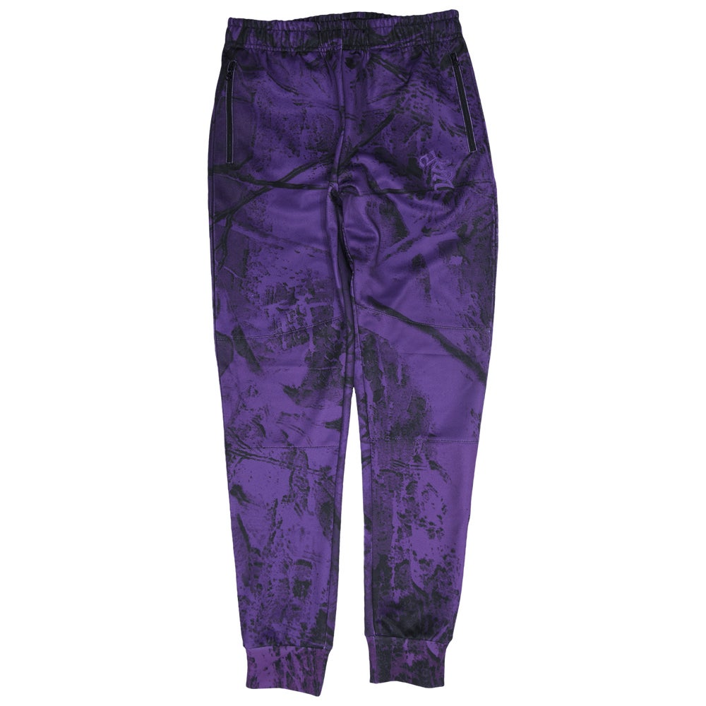 Image of Foret Purple Sweatpants