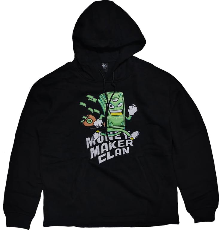 Image of MMC Black Hoodie