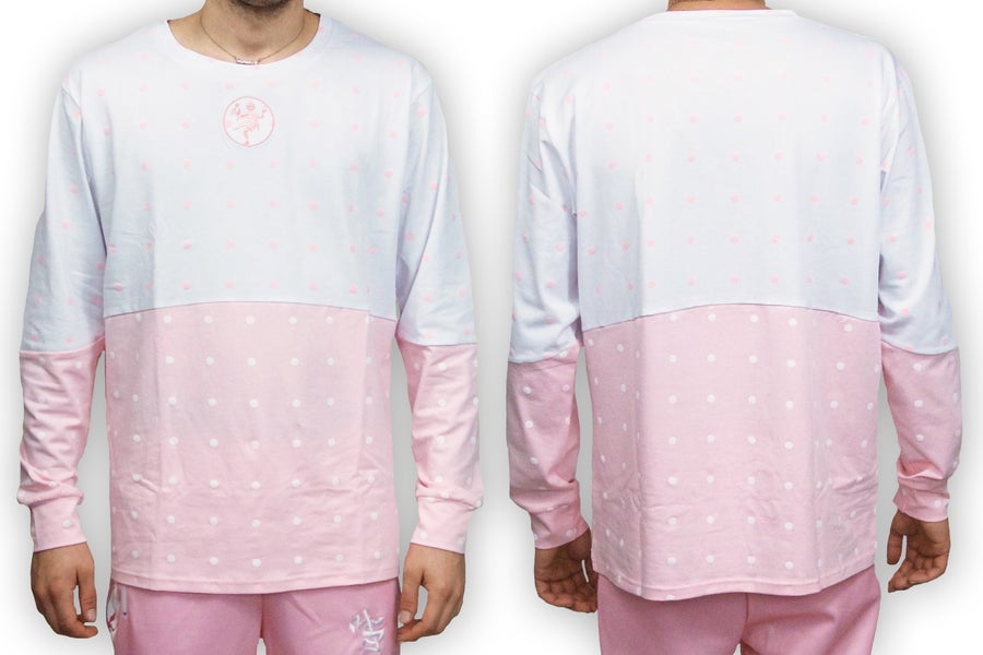 Image of Rose Dot Longsleeves