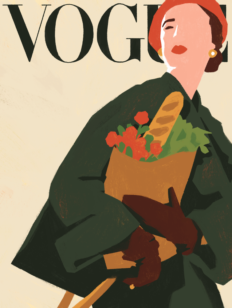 Image of VOGUE COVER