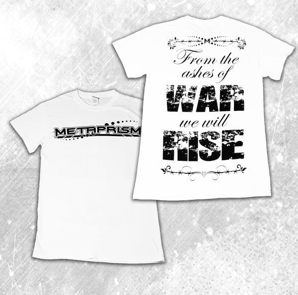 Image of Metaprism White T-shirt