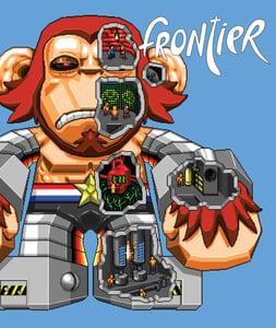 Image of Frontier #21: Derek Yu