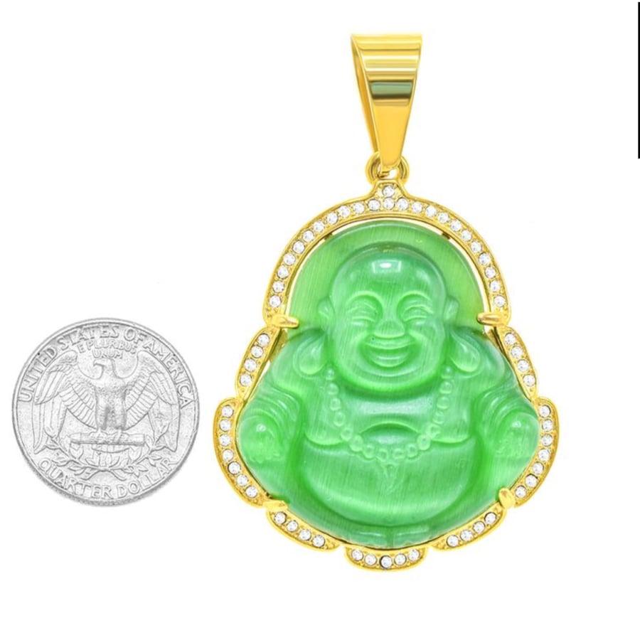 Image of Icy Buddha