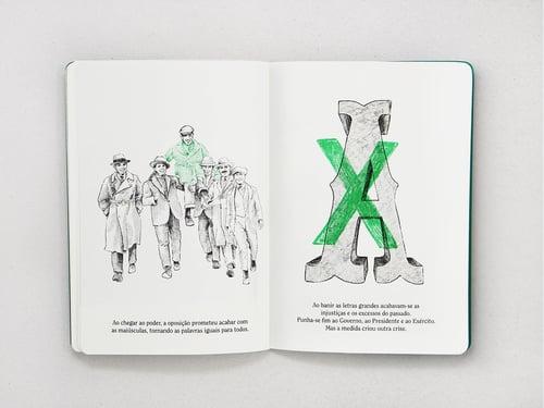 Image of O APOCALIPSE DAS CEDILHAS, de Luís Leal Miranda. Ed. Livraria Plutão