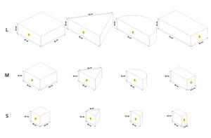 Image of Paysage modulaire B / Modular landscape W