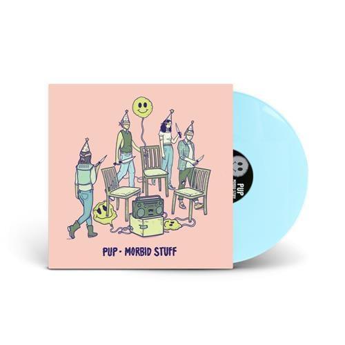Image of PUP - Morbid Stuff (LP)