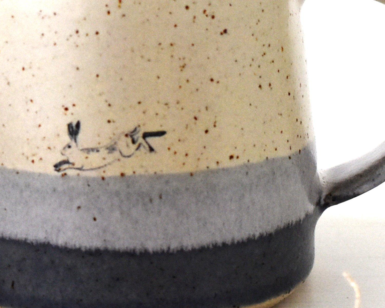 Image of Ceramic Hare Mug