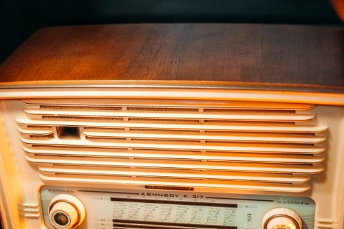 Image of KENNEDY K317 (1956) RADIO D'EPOCA BLUETOOTH