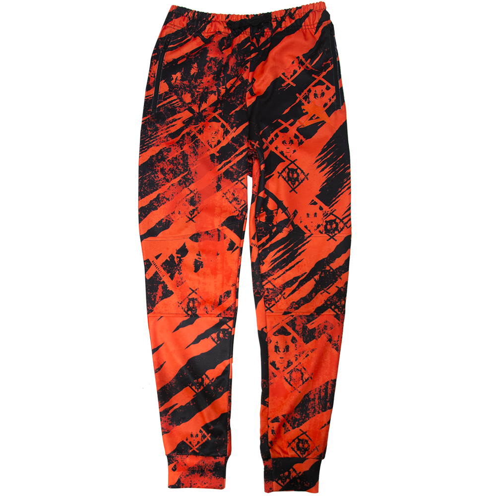 Image of Hollowsquad Orange Falls Sweatpants