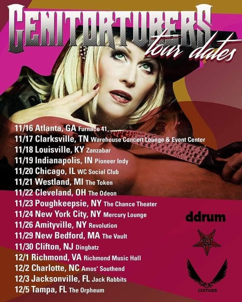 Image of VIP Ticket  AMOS's Charlotte NC Genitorturers Meet & greet
