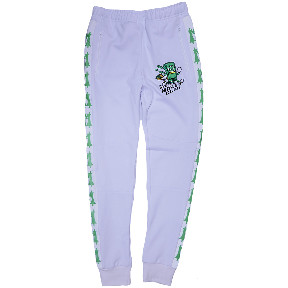 Image of MMC White Sweatpants