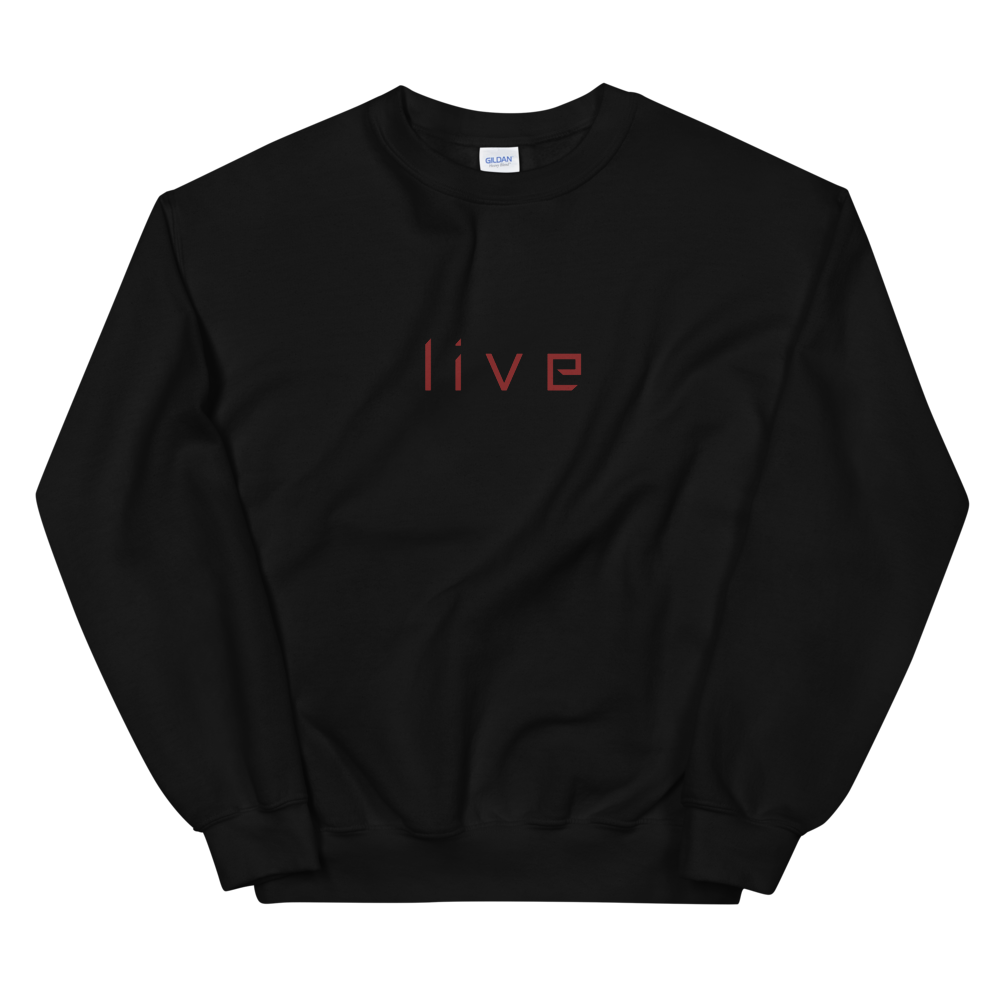 Image of Live Sweatshirt