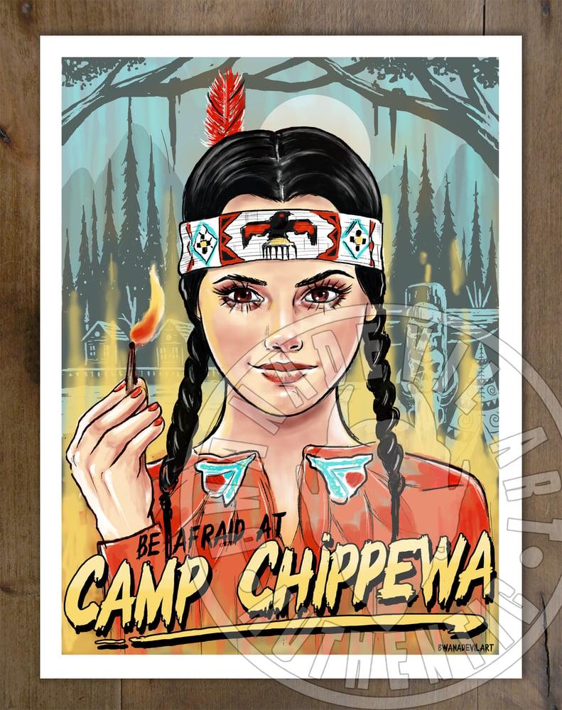 Image of Wednesday Addams (Camp Chippewa)
