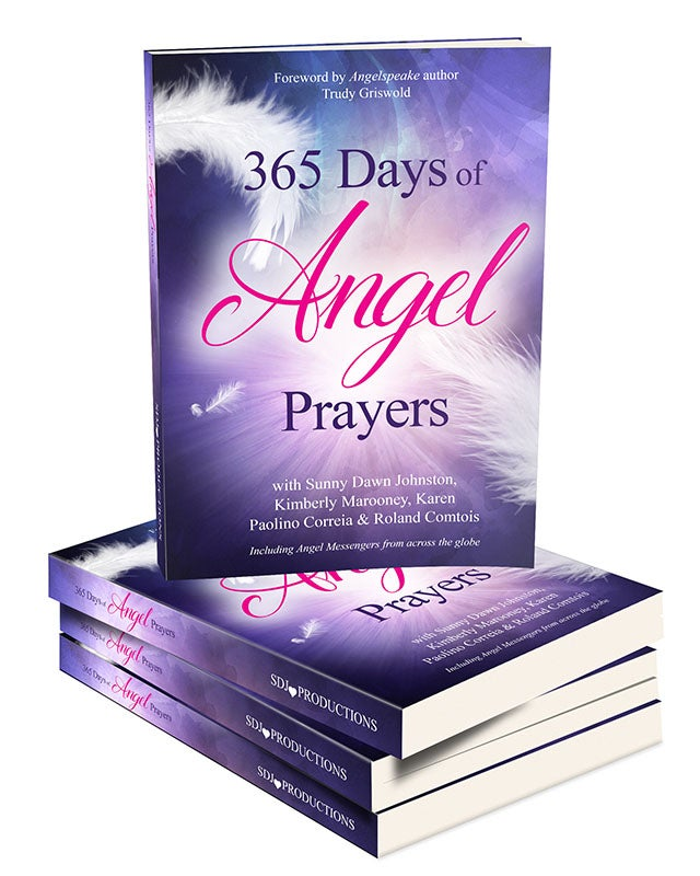 Image of 365 Days of Angel Prayers