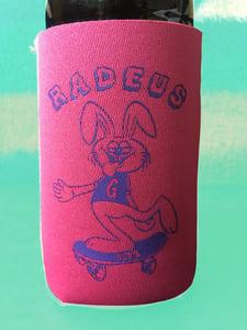 Image of RADEUS SKATER BEER KOOZIE