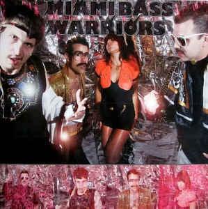 Image of Miami bass warriors Lp