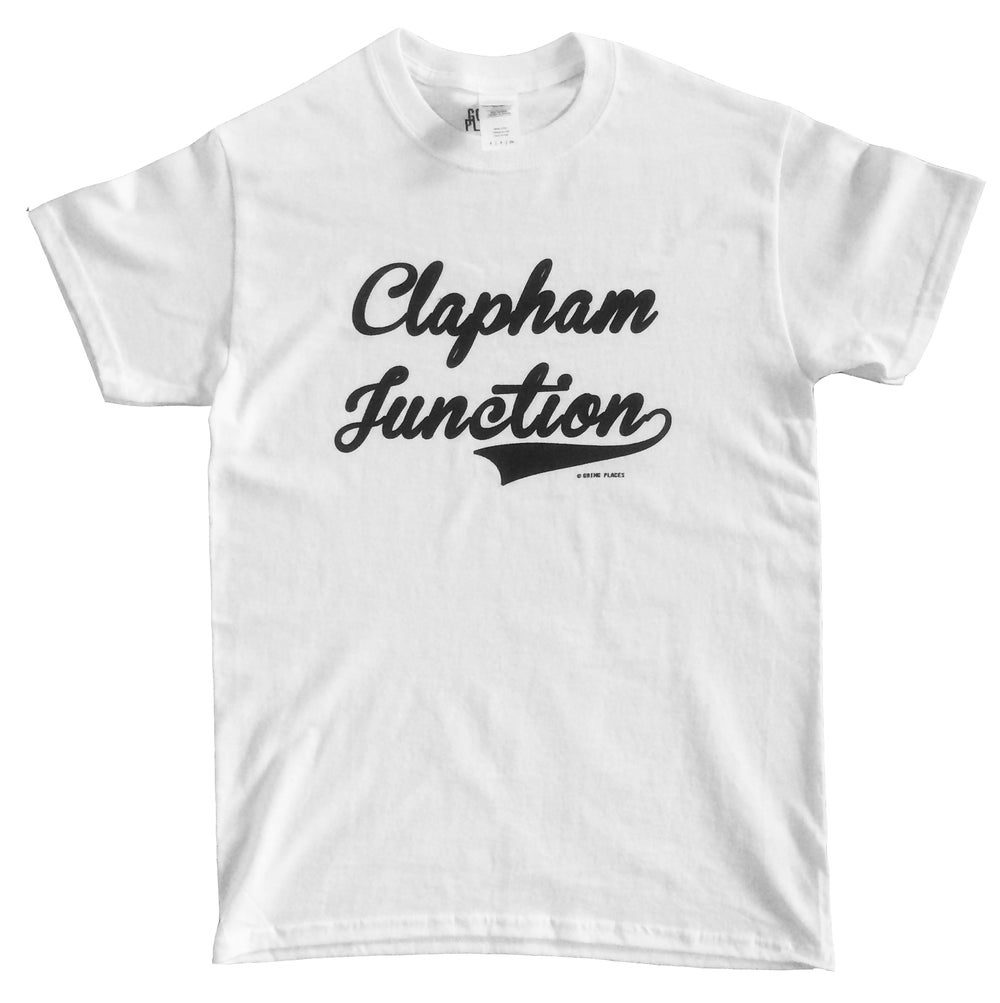 Image of The CLAPHAM JUNCTION t-shirt