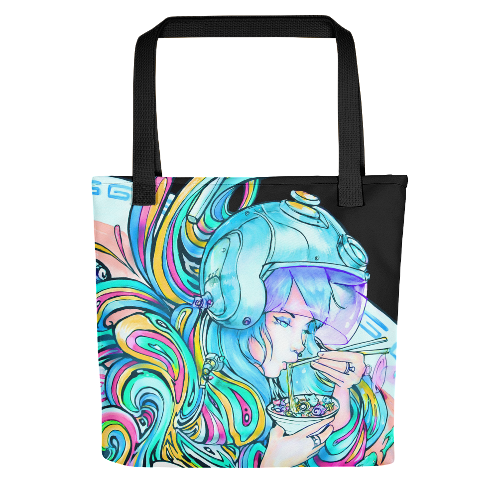 "Image of ""Ramenception"" Tote Bag"