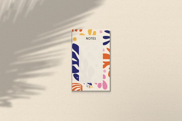 Image of Bloc-notes Matisse II