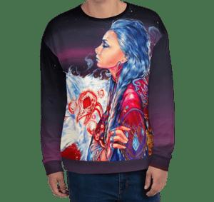 """Image of Unisex """"Kaleidescopic"""" Sweatshirt"""