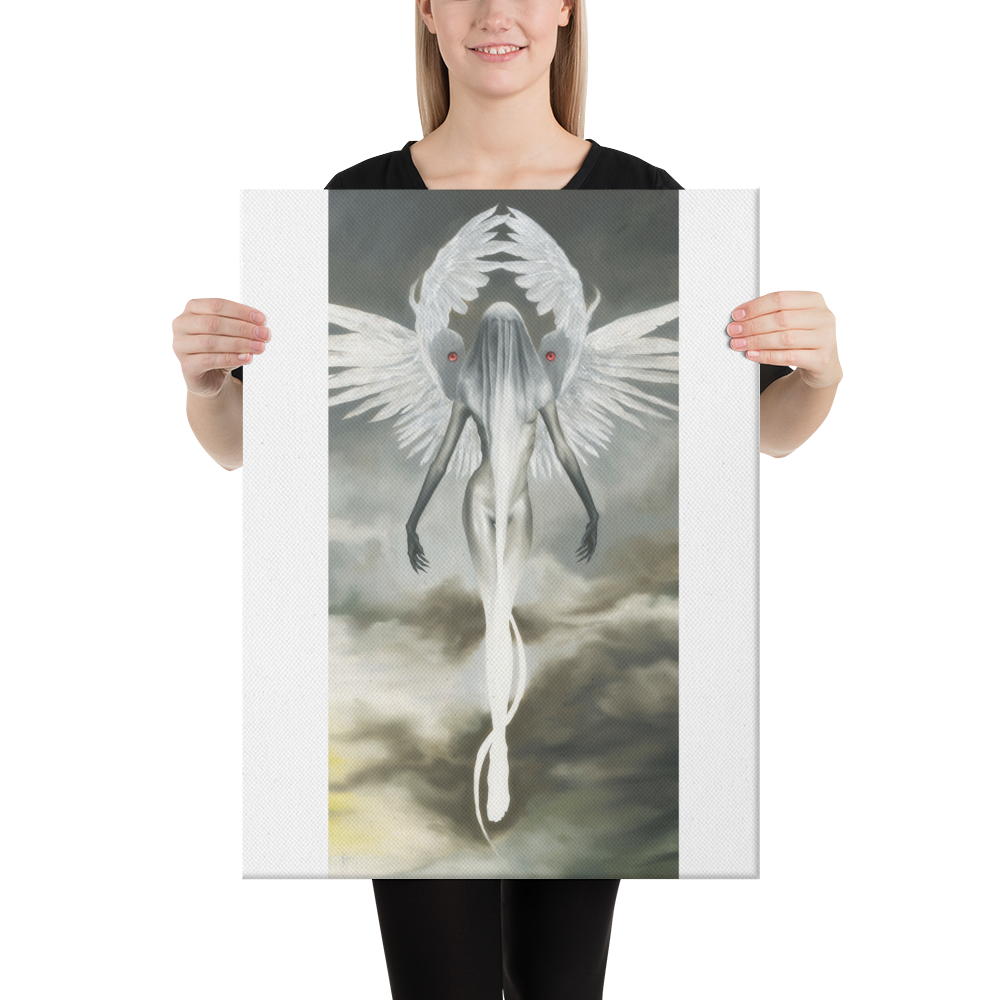 Image of Seraphim one (canvas print)