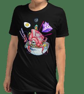"""Image of Unisex Basic Softstyle """"Noodles"""" T-Shirt"""