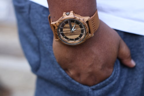 "Image of ""Kareem"" watch ( Comes in 3 shades)"