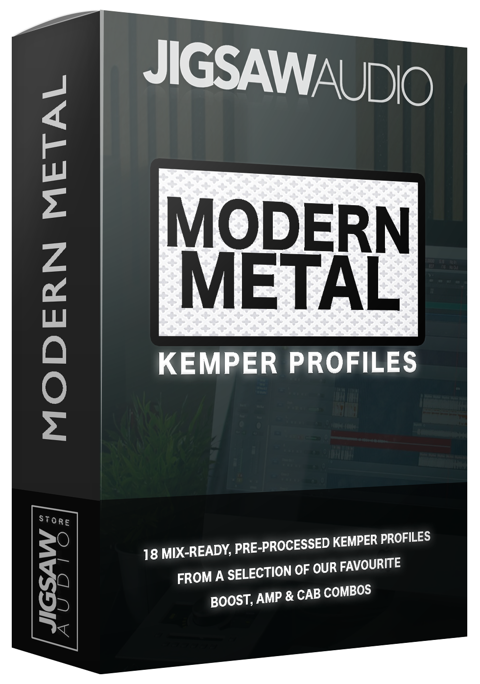 Image of Modern Metal Kemper Pack