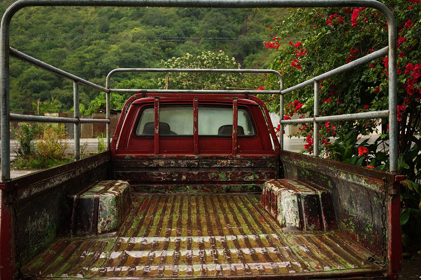 Andean Truck Bed