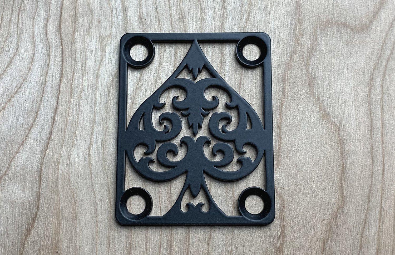 Image of Spade - Industrial Black